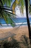 Curtain Bluff Hotel Beach, Antigua, Caribbean Fine-Art Print