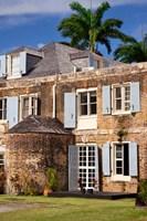 Nelson's Dockyards, Antigua, West Indies, Caribbean Fine-Art Print