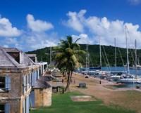 Copper and Lumber Store, Antigua, Caribbean Fine-Art Print