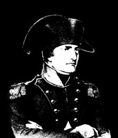 Napoleon Bonaparte in uniform Fine-Art Print