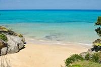 Serene Drew's Bay Beach, Bermuda Fine-Art Print