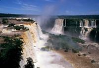 Iguacu Falls, Brazil (horizontal) Fine-Art Print