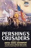 Pershing's Crusaders Fine-Art Print