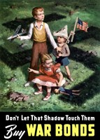 Don't Let that Shadow Touch Them Fine-Art Print