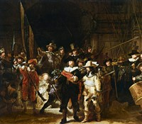The Nightwatch Fine-Art Print