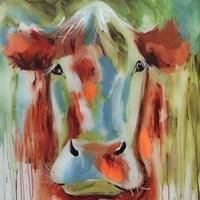 Misty Pasture Fine-Art Print