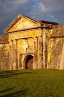 El Morro Fort in old San Juan, Puerto Rico Fine-Art Print