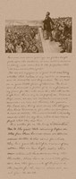 President Abraham Lincoln and Gettysburg Address Fine-Art Print
