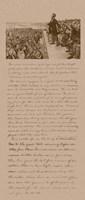 President Abraham Lincoln and Gettysburg Address Fine-Art Print