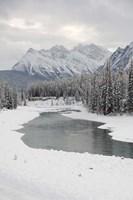 Icefields Parkway, Jasper National Park, Alberta, Canada Fine-Art Print