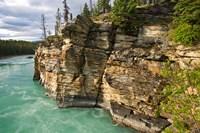Canada, Alberta, Jasper National Park, Athabasca River Fine-Art Print