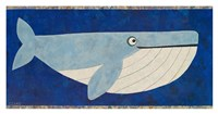 Wendell the Whale Fine-Art Print