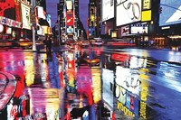 Times Square - Colors Fine-Art Print