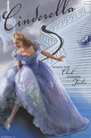 Cinderella - Stairs Wall Poster
