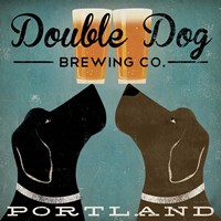 Double Dog Brewing Co. Fine-Art Print