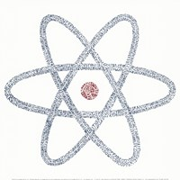 Atom (Elements on the Periodic Table) Fine-Art Print
