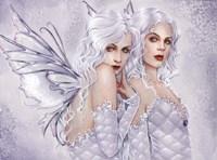 Silver Sisters Fine-Art Print