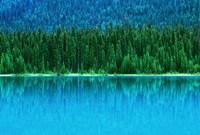 Emerald Lake Boathouse, Yoho National Park, British Columbia, Canada (horizontal) Fine-Art Print