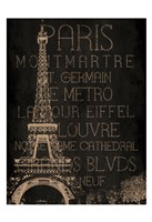 Burlap Paris Fine-Art Print