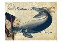 Old Time Nautical Fine-Art Print