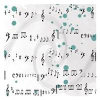 Painted Music Fine-Art Print