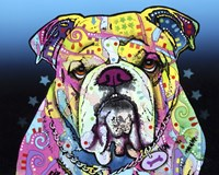The Bulldog Fine-Art Print