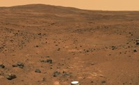 Partial Seminole Panorama of Mars Fine-Art Print