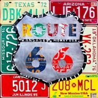 Route 66 Edition 3 Fine-Art Print