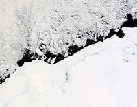 East Antarctica's Prince Olav Coast Fine-Art Print