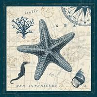 Ocean Life V Fine-Art Print