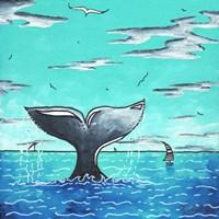 Whale Tail - Better Fine-Art Print
