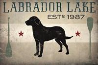 Labrador Lake Fine-Art Print