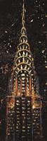 Cities at Night II Fine-Art Print