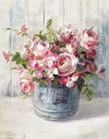 Garden Blooms I Fine-Art Print