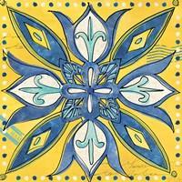 Tuscan Sun Tile II Color Fine-Art Print