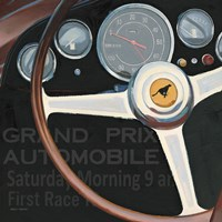 RPM I with Words Fine-Art Print