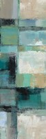 Island Hues Panel I Fine-Art Print