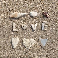 Beach Love Fine-Art Print