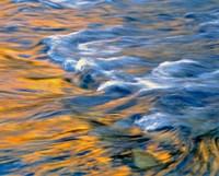 California, Yosemite NP, Merced River Fine-Art Print