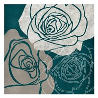Gray Rose Fine-Art Print