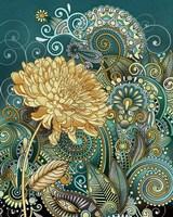 Inspired Blooms I Fine-Art Print