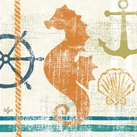 Nautical Brights IV Fine-Art Print