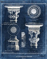 Vintage Blueprints I Fine-Art Print