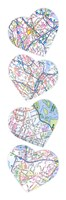 Map To  Your Heart Fine-Art Print
