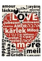 Love Lanquages 1 Fine-Art Print