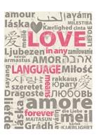 Love Lanquages 4 Fine-Art Print