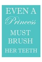 Princess Must Brush Fine-Art Print