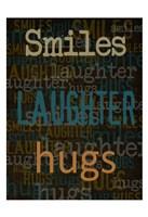 Smiles Laughter Hugs Fine-Art Print