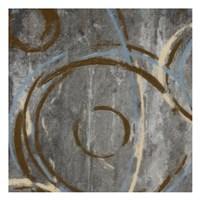 Amani Circles II Fine-Art Print