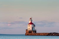 Wisconsin Point Lighthouse, Superior, Wisconsin Fine-Art Print